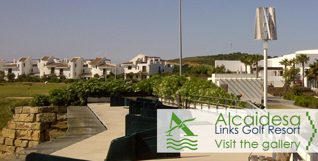 Visit the Gallery - Alcaidesa Links Golf Resort installation