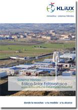 Sistema Híbrido Eólico Solar Fotovoltaico para autoconsumo instanteneo industrial