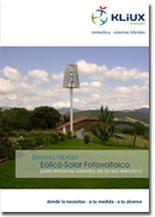 Sistema Híbrido Eólico Solar Fotovoltaico para entornos aislados de la red eléctrica