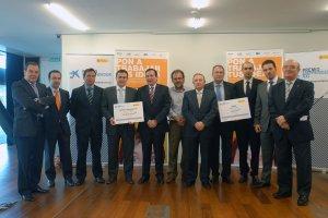 Premio EmprendedoresXXI - Geolica Innovations