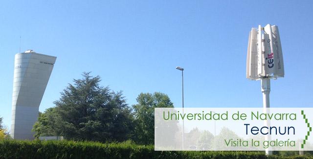 Tecnun. Universidad de Navarrra