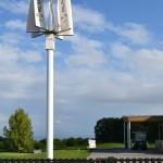 Aerogenerador de eje vertical de Kliux Energies