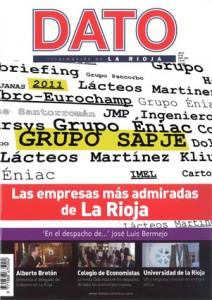 Kliux Energies, una de las empresas más admiradas en 2011, para la revista Dato.