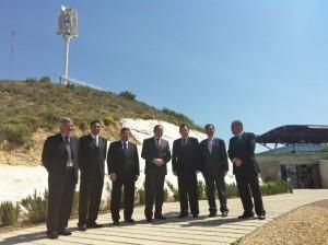 Aerogenerador híbrido instalado por Kliux Energies en Dolmar (La Rioja)