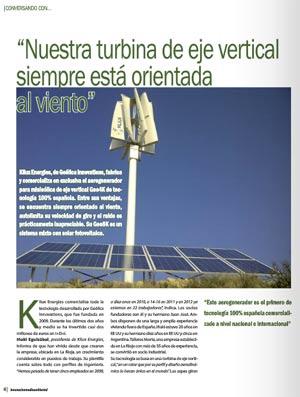 Detalle de la entrevista a Kliux Energies- Innovación Medioambiental