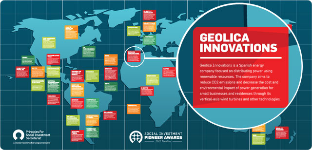 Social Investment Pioneer Awards