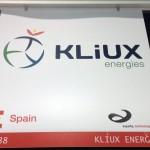 Kliux Energies Booth