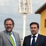 Iñaki Eguizábal y Juan José Eguizábal