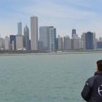 Chicago Skyline and Kliux