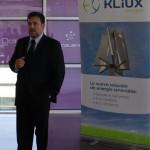 Iñaki Eguizábal, CEO de Kliux