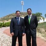 Iñaki Eguizábal y Mariano Fernández