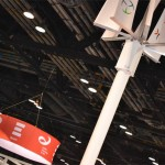 Kliux Vertical Axis Wind Turbine