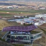 Vista general de la instalación