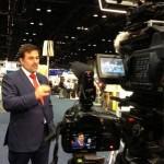 TV Interview with Iñaki Eguizábal